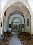In der Burgkapelle / В крепостной церквушке