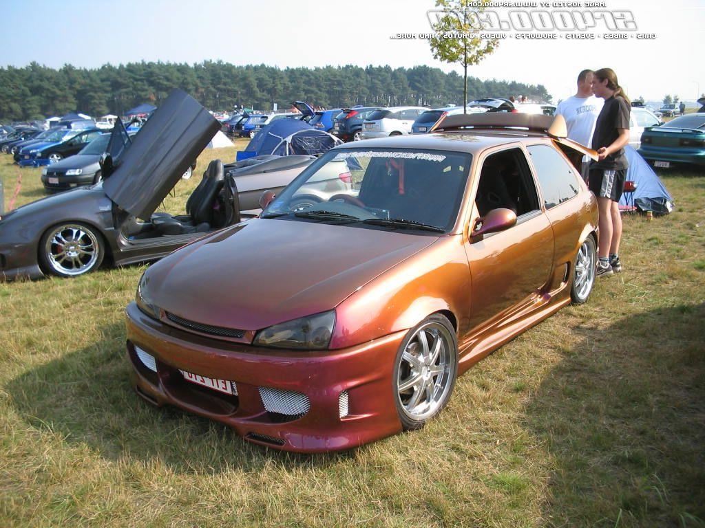 Ford Fiesta Mk4 Tuning