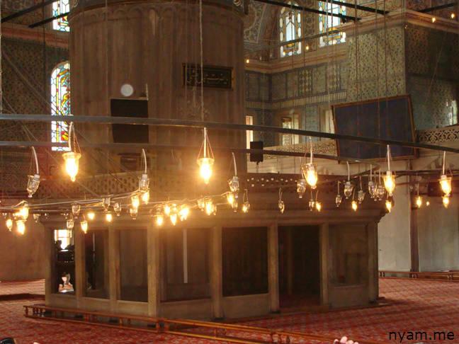 голубая мечеть в стамбуле (6)