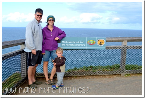 Byron Bay - Most Easterly Point in Australia | How Many More Minutes?