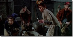 Phantom of the Opera Cleaning Women