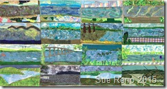 Sue Reno, 52 Ways to Look at the River, Weeks 1 - 16