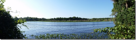 St. Johns River Pano