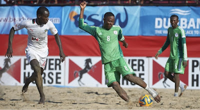 Super Sand Eagles To Reclaim Trophy At Copa Lagos 2015