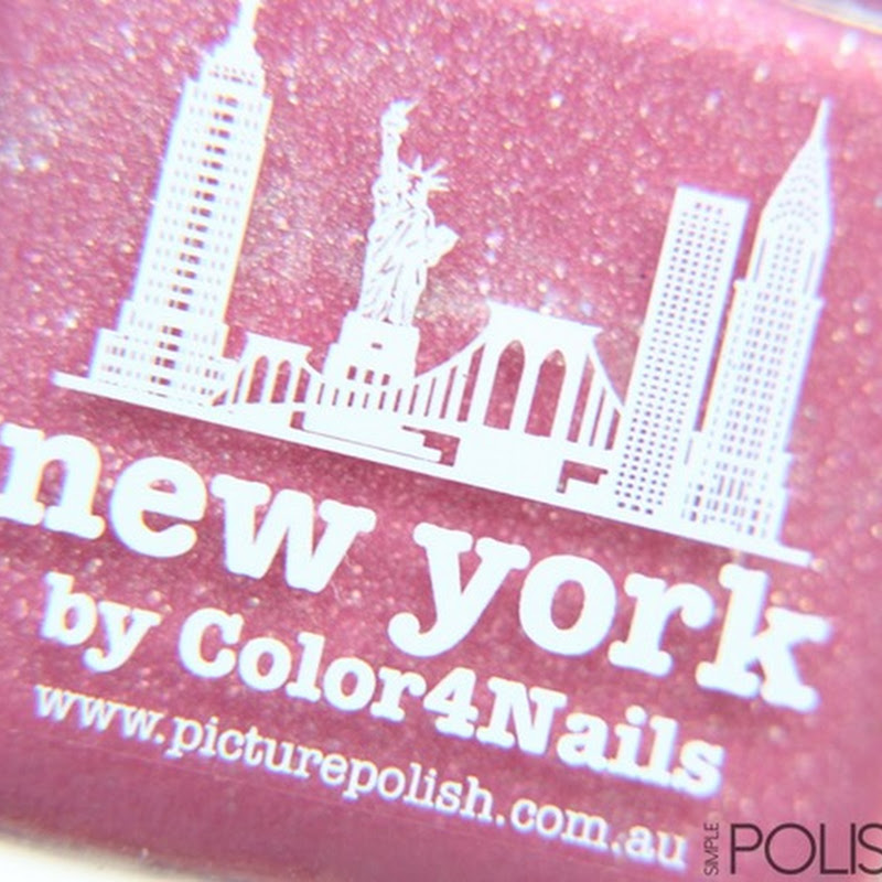 [Swatch] Picture Polish–New York