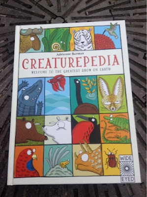 Creaturepedia front cover