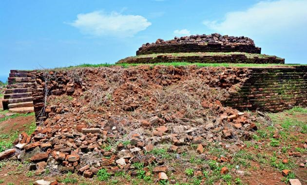India: Buddhist sites in Thotlakonda and Bavikonda cry out for attention