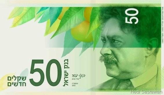 Mata uang Shekel baru