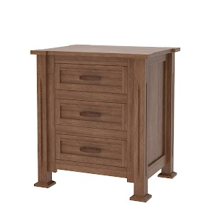 Sacramento Nightstand with Drawers