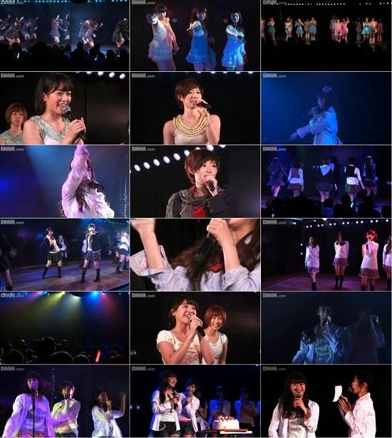 "[TV-Variety] AKB48 チームB ""パジャマドライブ"" 伊豆田莉奈の生誕祭 141015 & 141210"