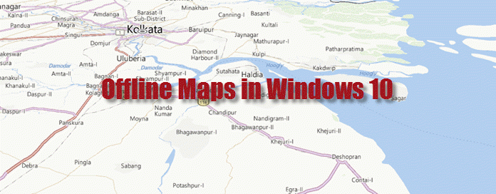 How to download offline maps in windows 10 kunal chowdhury gumiabroncs Choice Image