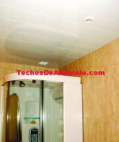 Techos aluminio Quintana