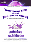 Your Love Life And The Tarot Cards