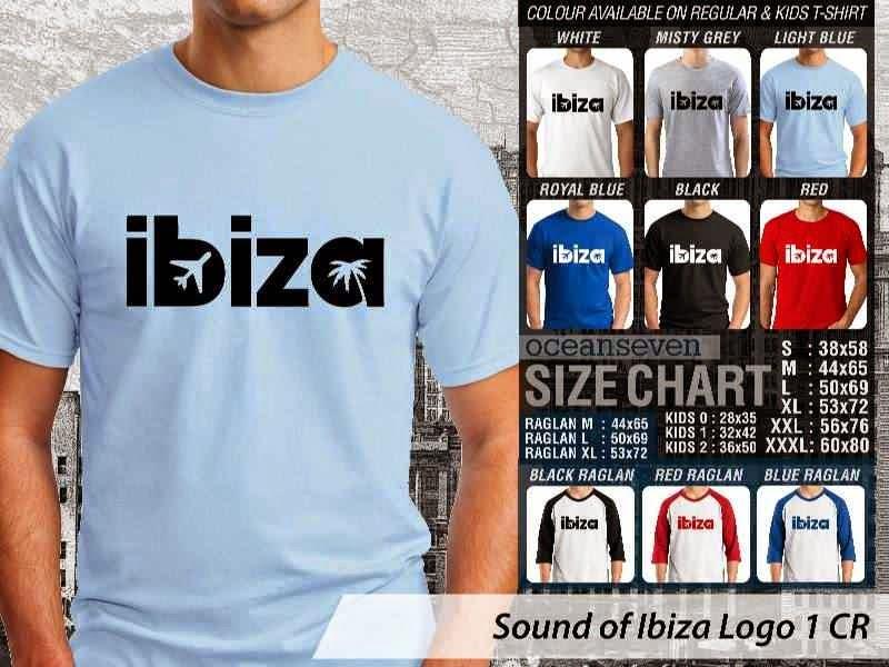 KAOS Musik Ibiza 12 Ibiza distro ocean seven