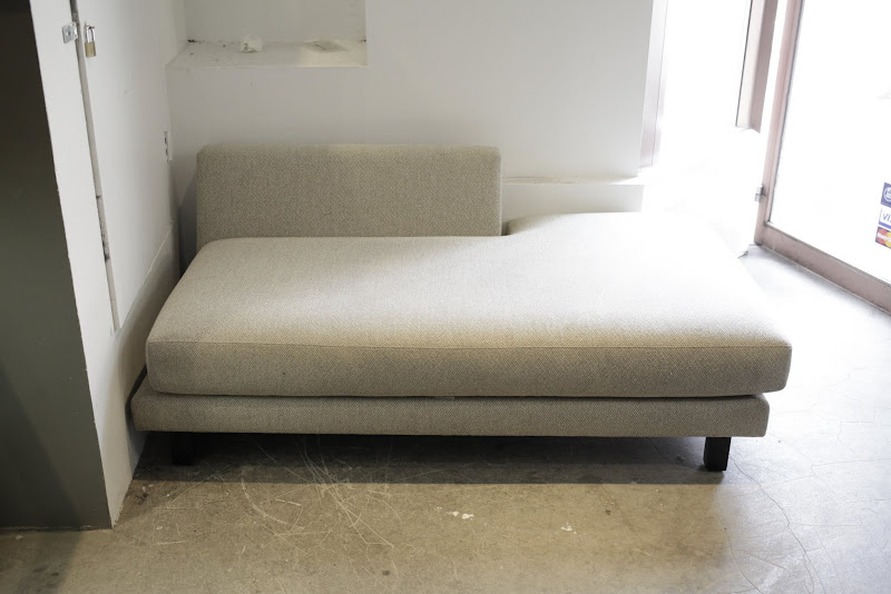 Room and Board Chaise