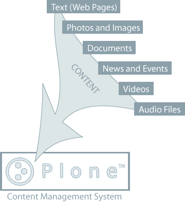 Plone as CMS