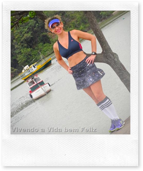 Fazer exercícios nos dias cinzentos deixa a vida muito mais colorida!