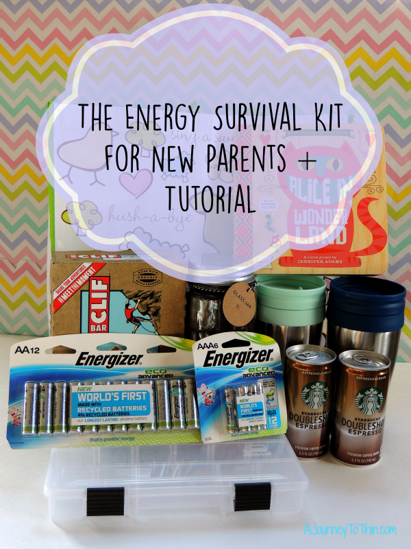 The Energy Survival Kit for New Parents   Tutorial Energizer EcoAdvance Batteries