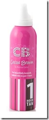Cocoa Brown by Marissa Carter One Hour Tanning Mousse