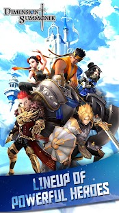 Dimension Summoner: Final Fighting Fantasy PVP RPG