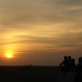 Rann Raiders! by Apoorva Bakshi - Landscapes Deserts