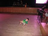Bryan dancing in the Wildhorse Saloon in Nashville TN 09032011c