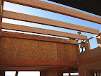 Kitchen beams - E view (mt view)
