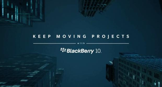 The Keep Moving Projects with BlackBerry 10 Release Trailer
