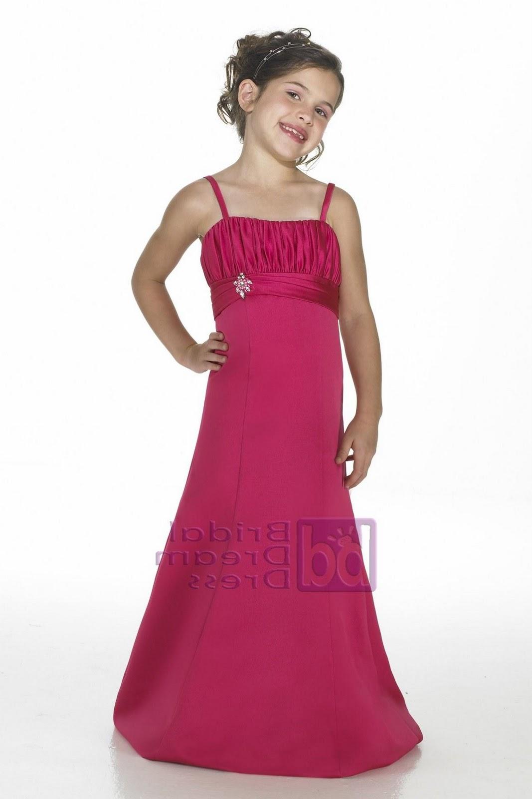 Alexia Designs Flower Girl Dress 26