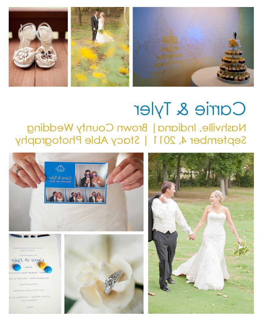 Nashville, Indiana Wedding at