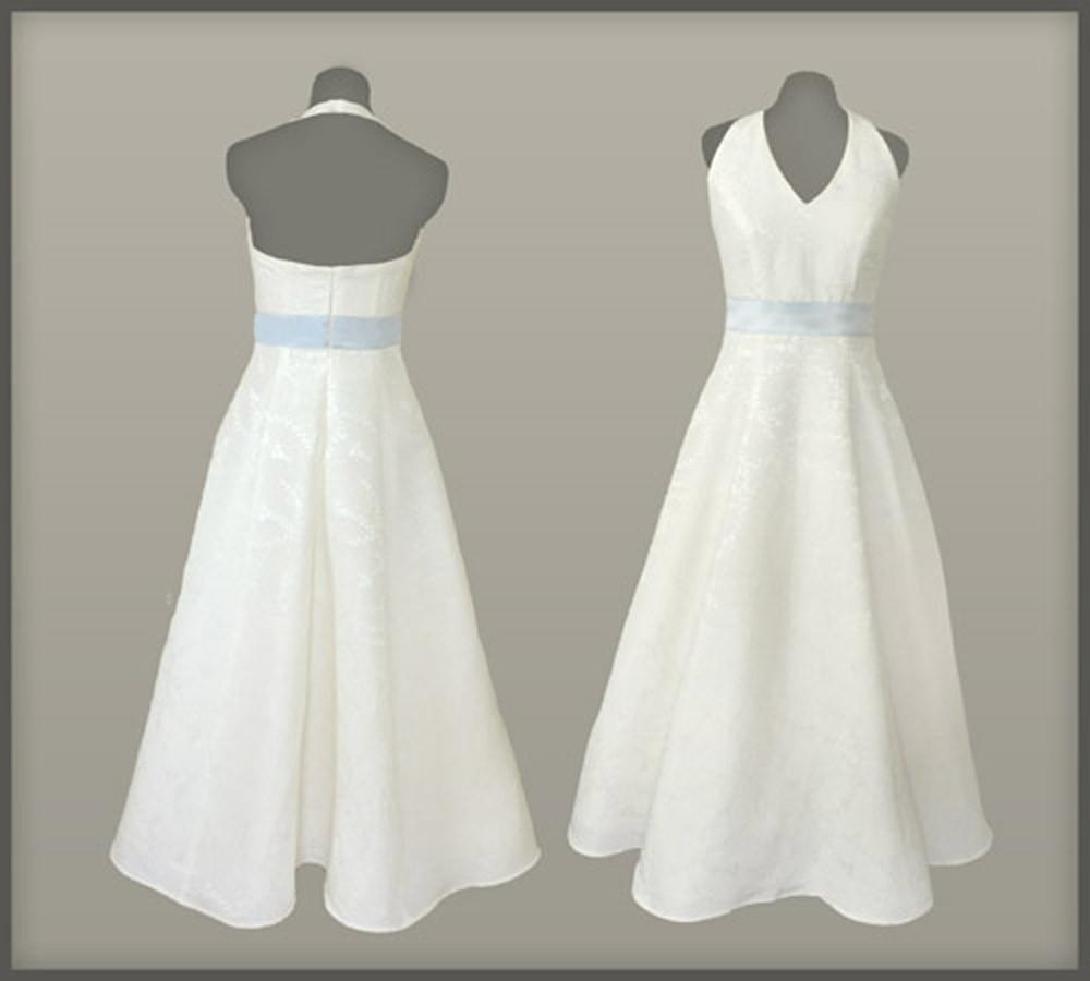 Julia - Eco Friendly Wedding Dress - Made to Order. From threadhead