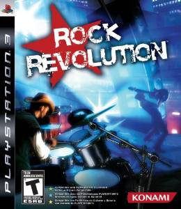 [GAMES] Rock Revolution (PS3/EUR)