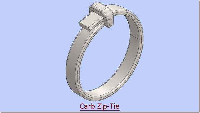 Carb Zip-Tie
