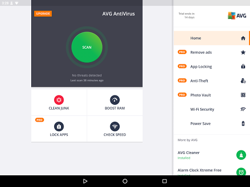 AVG AntiVirus 2018 for Android Security screenshot 9