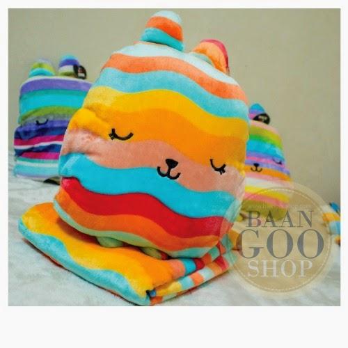 หมอนผ้าห่ม