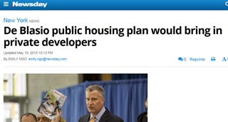 Private developers