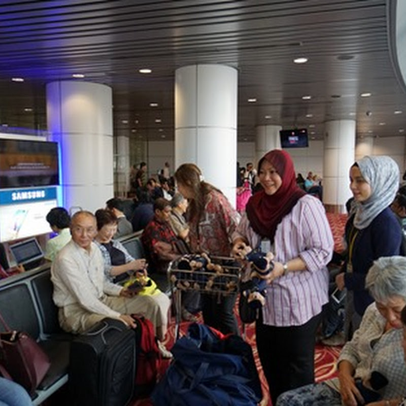 #TodayIsHere : MALAYSIA AIRLINES BERHAD dan One World !