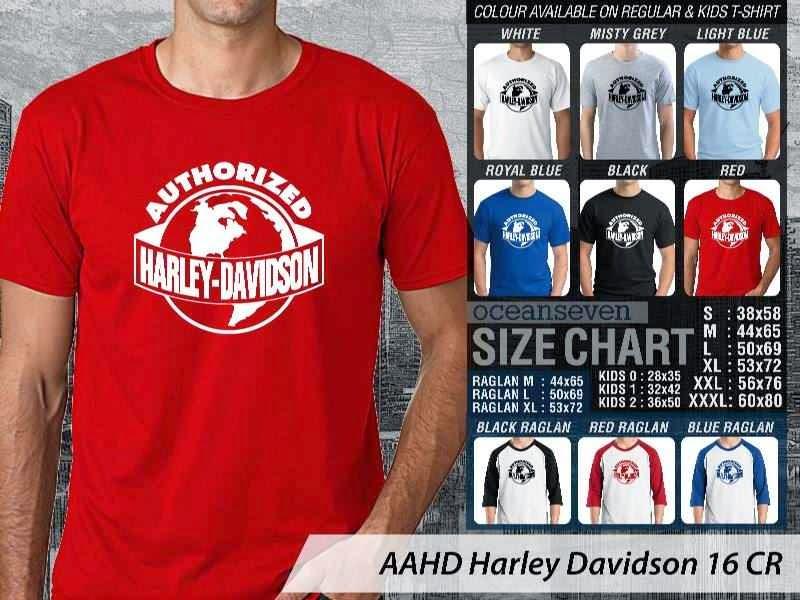jual kaos harley davidson Motor 16