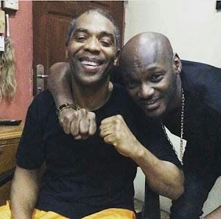 Femi Kuti and 2Face