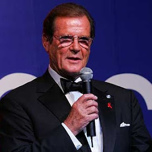 Sir Roger Moore photos, images