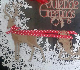 Yuletide Greetings Wreath Jul 15