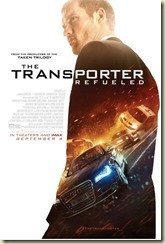 THE TRANSPORTER REFUELLED poster