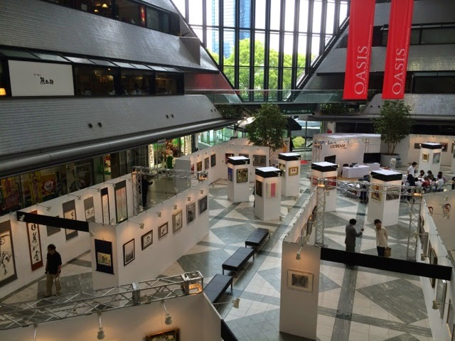 OASIS 大阪展 5.15-17  2015年ミラノ国際博覧会日本館 公式認定芸術祭 -20th-