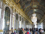 The infamous Hall of Mirrors
