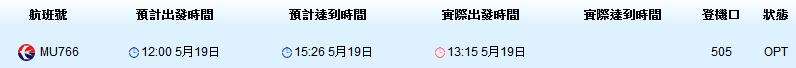 南京航班時間表