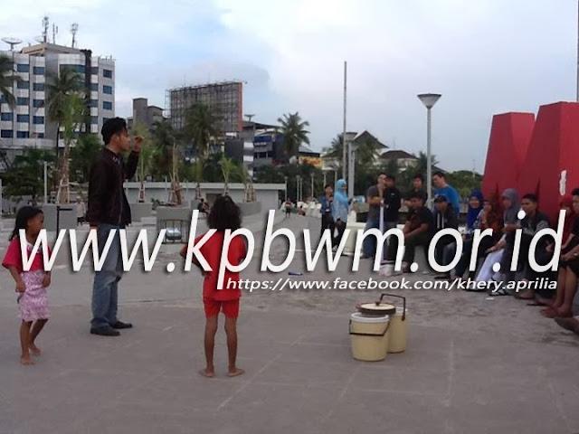sambutan ketua panitia kuliwa kompa dansa mandar wilayah makassar
