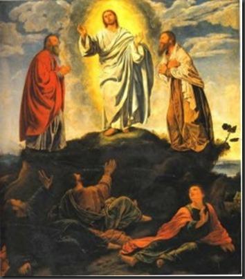 TRANSFIGURACION DE JESUS1
