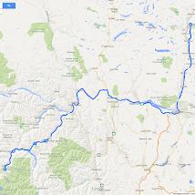 17 Roadtrip West VS en Canada 2014, Clearwater naar Whistler.png