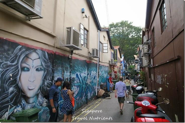 新加坡 哈芝巷 (1)