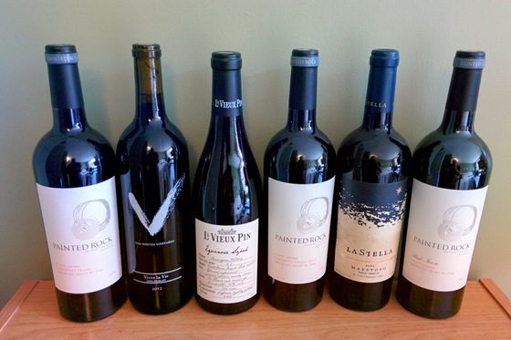 August 2015 BC wine collectibles - group II